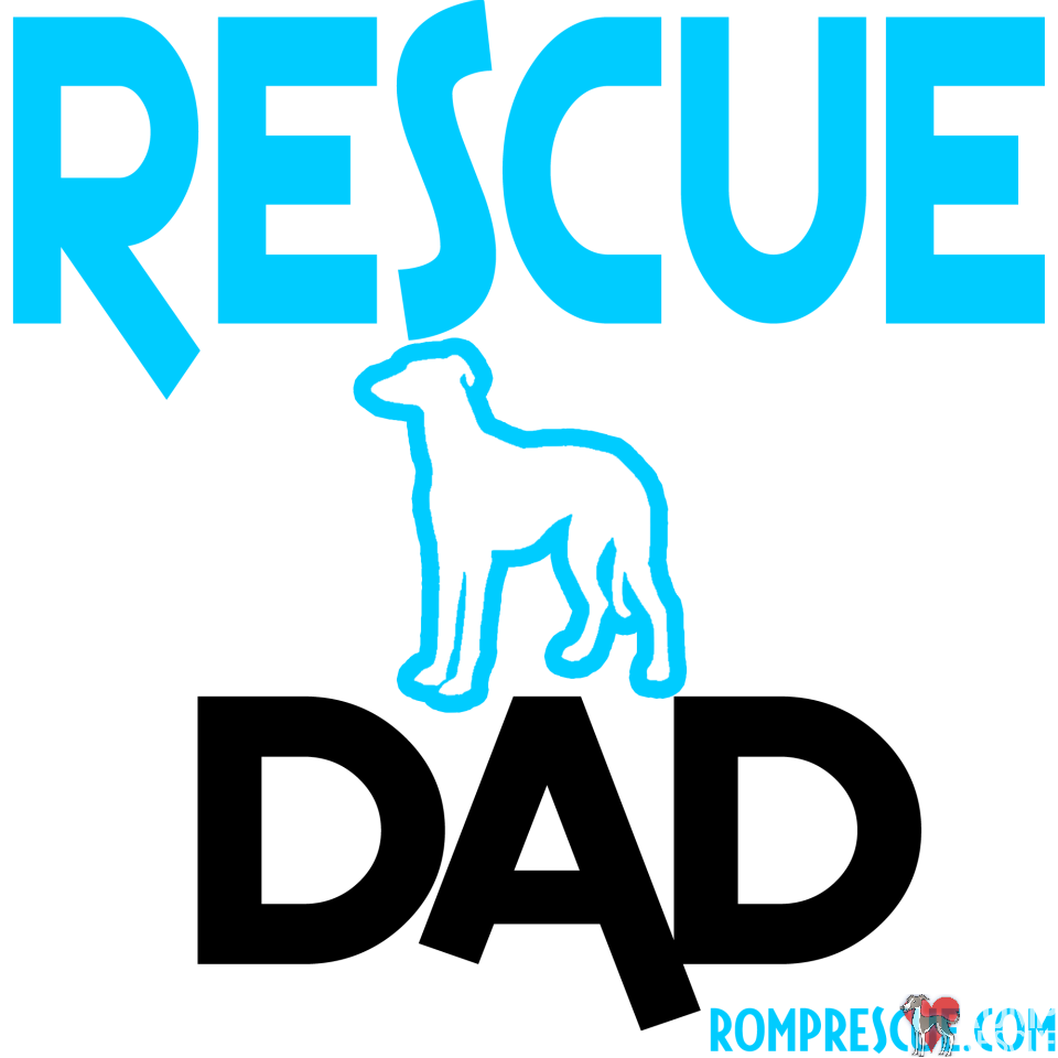rescue dad, dad, rescue, dog, shirt, pup, puppy, canine, doggy, pet, volunteer, shirt