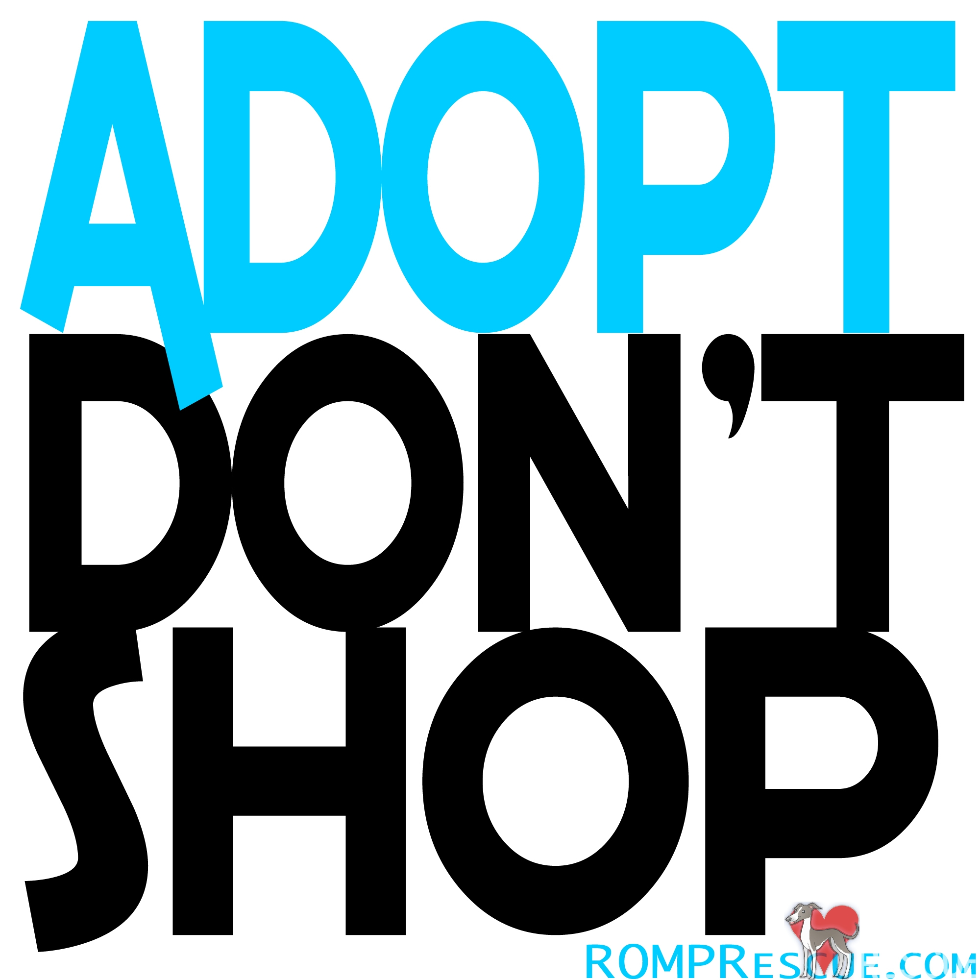 Italian Greyhound Shirts, adopt dont shop shirt, adopt dont shop, romp rescue, pet rescue, dog rescue, animal rescue