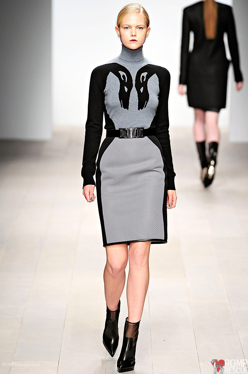 david koma, fall, 2012, runway, greyhound